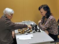 Ирина Фоменко - чемпионка города Шахты Ростовской области по шахматам
