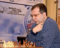 Победителем шахматного турнира «Алтайский рапид» стал международный гроссмейстер Алексей Дреев