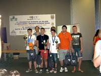 15-й Европейский шахматный Чемпионат среди юношей и девушек. Старт командного рапида и итоги быстрых шахмат