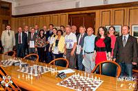 Открытый блицтурнир по шахматам прошёл 14 мая в Государственной Думе