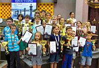 В Самаре завершился шахматный фестиваль «Жигулевские просторы-2014»
