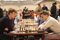 Победителем XXII «Мемориала М.И. Чигорина» стал петербургский гроссмейстер Кирилл Алексеенко