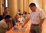 Сергей Рублевский дал мастер-класс для шахматистов Ангарска