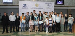 Чемпионат Казахстана по шахматам прошел в Астане