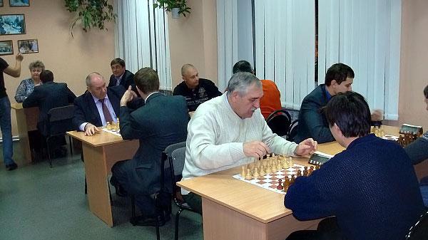 IX Спартакиада муниципальных служащих города Тобольска по шахматам